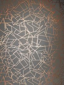 Erica ANGELS copper-rose/lead grey
